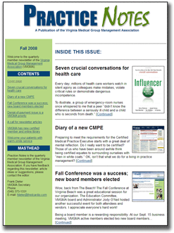 By using a multi-column layout, you'll make your online newsletter more attractive and easier to read.