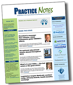 Company newsletter services: Writing, design, printing & more